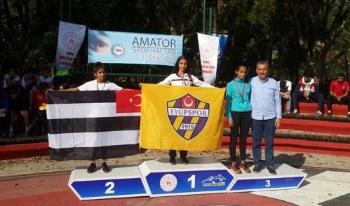 Eyüpsporlu Atletler, Marmara Şampiyonu