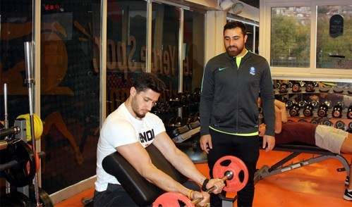 Erkeklere Özel Fitness Dersleri