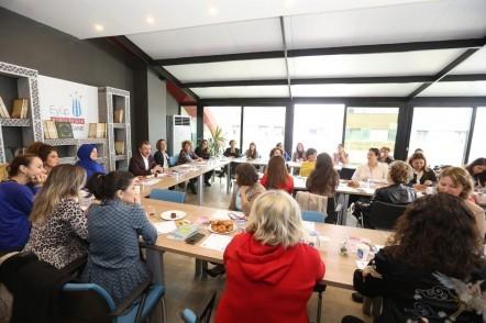 Eyüpsultan Belediye Başkanı Deniz Köken, Göktürk, kadın girişimciler