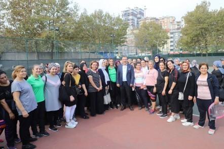 Eyüpsultan Belediyesi, Alibeyköy Spor Kompleksi, Spor Şenliği