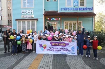 Eyüpsultan Belediyesi, Engelliler Sürekli Eğitim ve Rehberlik Merkezi, ESER, bilgi evi