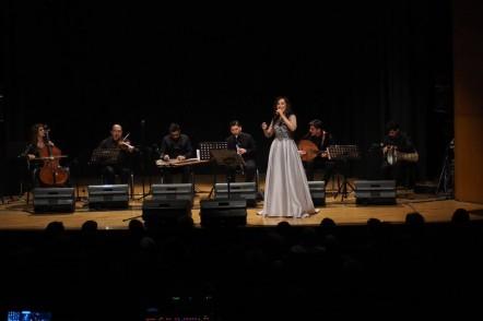 Eyüpsultan Belediyesi, Kültür ve Sanat etkinlikleri, Türk Sanat Müziği sanatçısı Aylin Şengün Taşçı