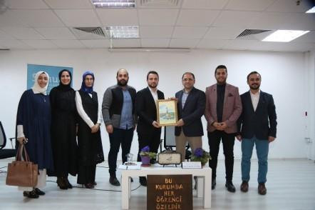 Eyüpsultan Belediye Başkan Yardımcısı Dr. İsmail Uysal, Güzeltepe Gençlik Merkezi, Başarı Hikayeleri Programı