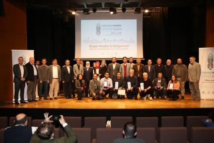 Eyüpsultan Belediyesi, Mirasımız Derneği ve Dünya Karikatüristler Birliği, UWC, Uluslararası Mirasımız Kudüs Karikatür Yarışması