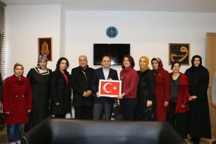Eyüpsultan Belediyesi, Bilgi Evleri Filografi Atölyesi velileri, Eyüpsultan Belediye Başkan Yardımcısı Dr.İsmail Uysal