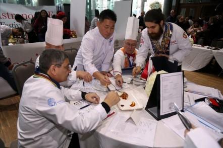 Eyüpsultan Belediyesi, Türkiye Aşçılar ve Şefler Federasyonu, TAŞFED, Uluslararası İstanbul Mutfak Günleri
