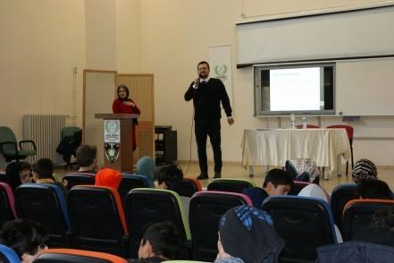 Eyüpsultan Belediyesi, Berat Karaahmetoğlu, Dede Korkut İmam Hatip Ortaokulu, Ergenlik, seminer