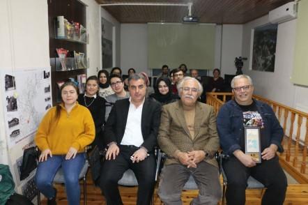 Eyüpsultan Belediyesi Eyüpsultan Araştırma Merkezi, EYSAM, EYSAM Akademik Buluşmaları, İsmail Dutkuner