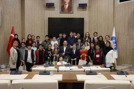 Eyüpsultan, Çocuk Meclisi, Mavi Kapak Kampanyası
