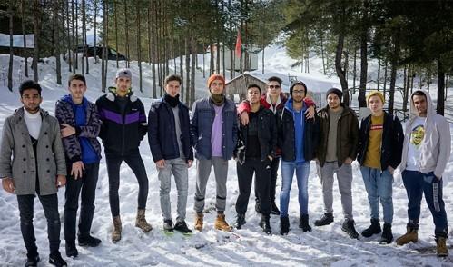 Eyüpsultanlı Gençler, 2020 Kış Kampı'nda Kefken'de Buluşuyor…