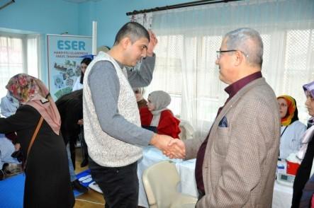 Eyüpsultan Belediyesi, Sağlıklı Yaşam Karavanı, ESER, Engelliler Sürekli Eğitim ve Rehberlik Merkezi