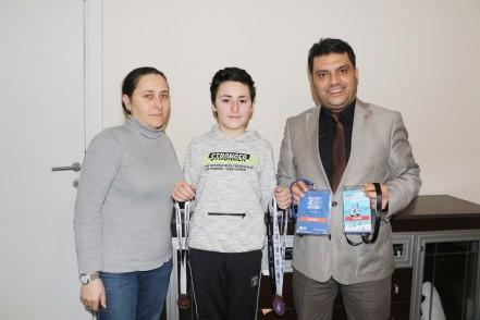 Eyüpsultan Belediyesi, facebook, canlı, Bil Kazan, yarışma, Melikşah Tutoğlu