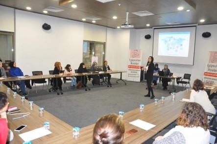 Eyüpsultan Belediyesi, Eyüpsultan Anneleri, Eyüpsultan Girişimci Kadınlar, Etkin Sosyal Medya Kullanımı