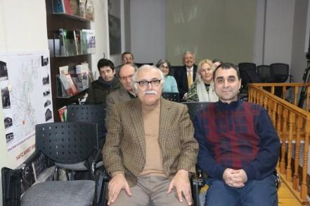 Ziya Osman Saba, Eyüpsultan Belediyesi Eyüpsultan Araştırma Merkez, EYSAM