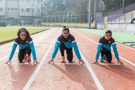 Türkiye Atletizm Federasyonu, Türkiye U18 Salon Atletizm Şampiyonası, Eyüpspor, Zeynep Sunay Yıldız, Türkiye Şampiyonu