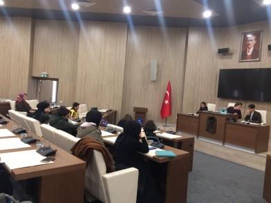 Eyüpsultan Belediyesi Çocuk Meclisi, 4. Dönem 5. Toplantı, Çocuk Meclisi Başkanı Yunus Emre Muti