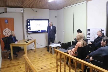 Türk tıp tarihçisi, hekim, tezhipçi, Ord. Prof. Dr. Ahmet Süheyl Ünver, Eyüpsultan Araştırma Merkezi, EYSAM