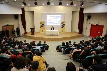 Eyüpsultan Belediye Başkanı Deniz Köken, Öğrenci Buluşmaları