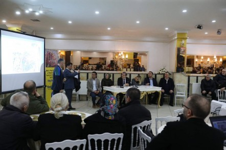 Eyüpsultan Belediye Başkanı Deniz Köken, Alibeyköy Merkez Mahallesi, Elma Sokak, Paşa Sokak, Tekin Sokak