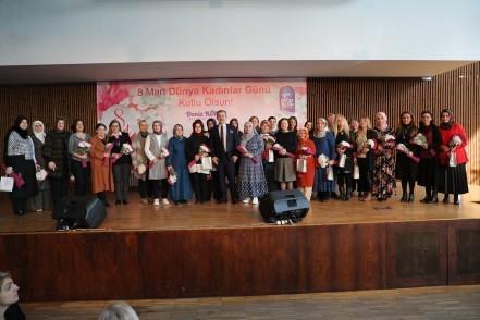 Eyüpsultan Belediyesi'nin Kadın Personeline Özel Program