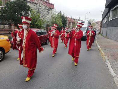 Eyüpsultan'da Bando ve Mehter Konserleri Tekrar Başlıyor