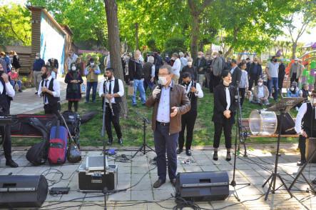 Eyüpsultan'da Parklarda Ramazan Bayramı Coşkusu Yaşandı