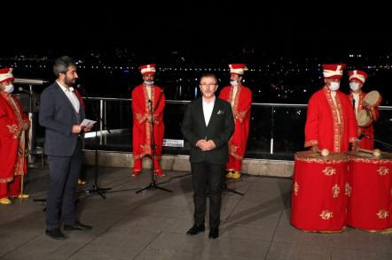 İstanbul'un Fethinin 567. Yılı Eyüpsultan'da Coşkuyla Kutlandı