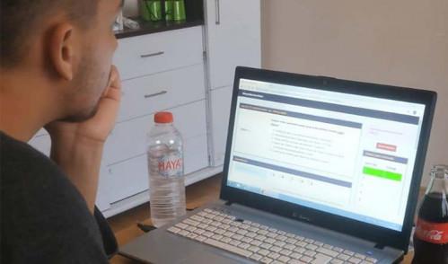 Online Ayt Deneme Sınavı Yapıldı