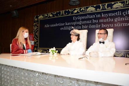 Eyüpsultan'da Yeni Nikah Tarihi İçin Müracaatlar Başladı