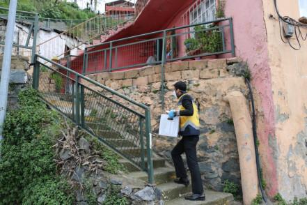 Eyüpsultan Belediyesi'nin Gıda Kolisi Yardımı 22 Bine Ulaştı