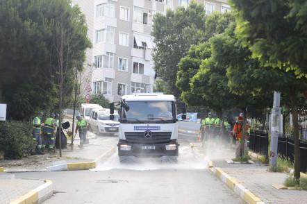 Yeşilpınar Mahallesi'nde Yaz Kampanyası Çalışmaları Gerçekleştirildi
