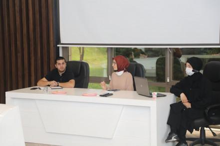 EDEB Birimi, 2020-2021 Yılı Çalıştayı Düzenledi