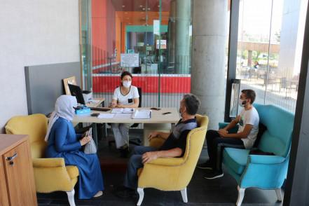 ESBAŞ Satış ve Rezervasyon Ofisleri Hizmete Açıldı.