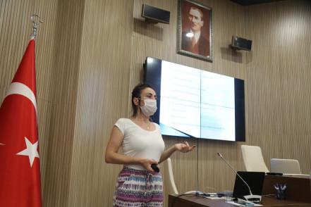 Eyüpsultan Belediyesinde Psikososyal Destek Eğitimi