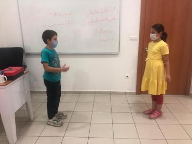 Dil Evi'nde Eğitimler Başladı