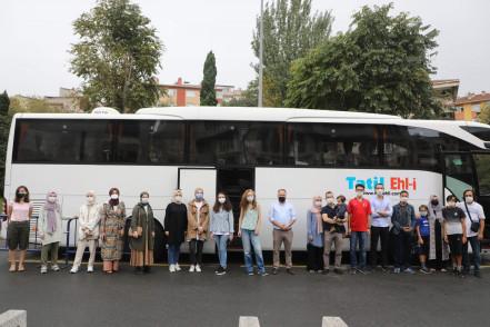 Başkan, Kapadokya Gezisi Sözünü Yerine Getirdi