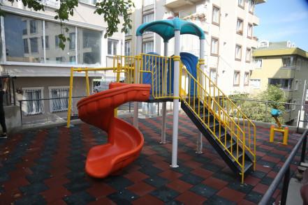 Eyüpsultan'a Yeni Bir Park Daha Geliyor