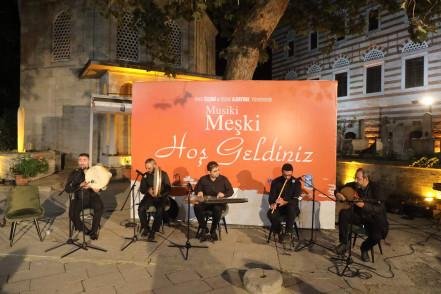 Eyüpsultan'da Meşk-i Musiki
