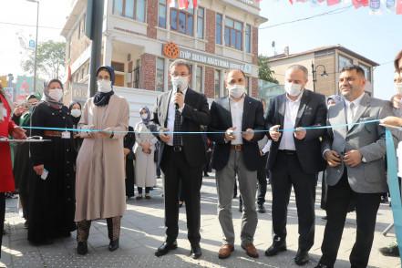 ESMEK El Emeği Ürünleri Satış Mağazaları Açıldı