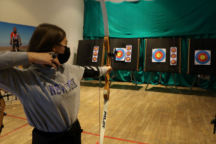 Kış Spor Okulları'nda Eğitimler Tüm Hızıyla Devam Ediyor