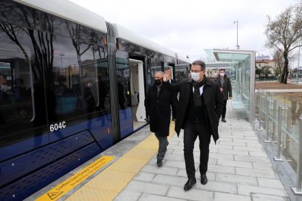 Deniz Köken: Alibeyköy tramvayı hayırlı olsun