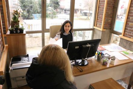 Kentsel dönüşüm irtibat ofisimiz hizmete girdi