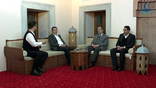 Eyüpsultan'da Ramazan Sohbetleri başladı