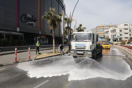Alibeyköy Mahallesi pırıl pırıl oldu