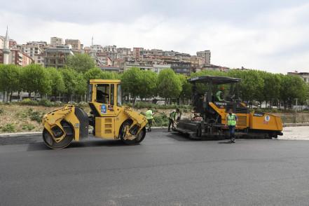 Fen İşleri ekipleri Alibeyköy ve Çırçır'da
