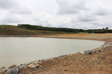 Eyüpsultanlılar Çiftalan'da halk plajına kavuşuyor