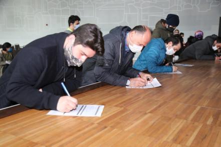 Eyüpsultan İstihdam Merkezi, 3 ayda 284 kişiyi iş sahibi yaptı