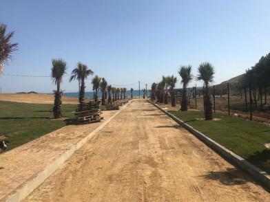 Halk plajı Eyüpsultanlılar için hazırlanıyor