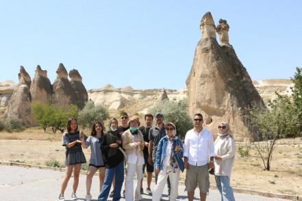 Kitapseverler Kapadokya Gezisi ile Ödüllendirildi