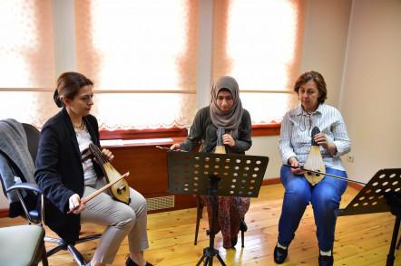 Geleneksel Sanatlar ve Musiki Akademisi başvuruları başladı